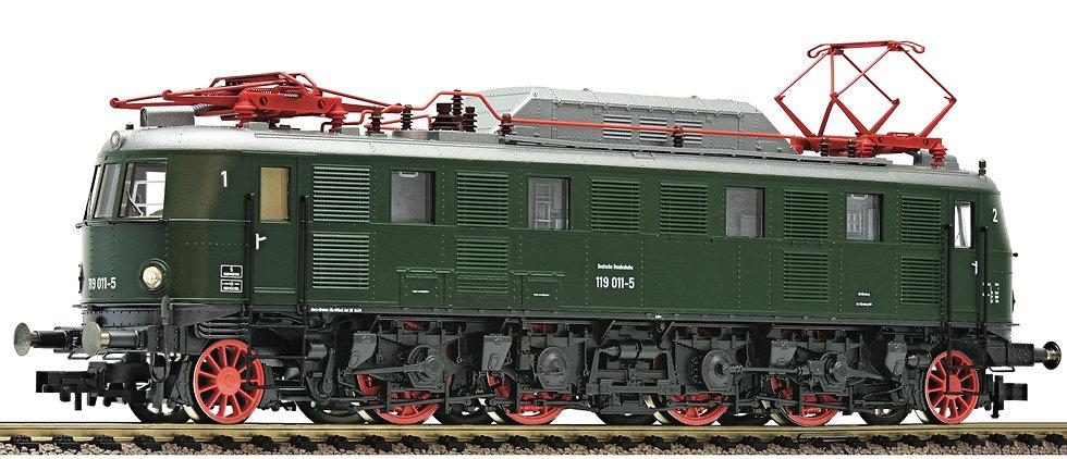 FLEISCHMANN 431801. Locomotora BR119 DB, época IV.