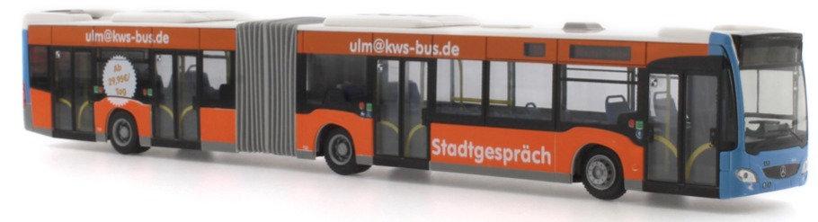 Rietze 69552, Mercedes-Benz Citaro G '12 SWU Ulm