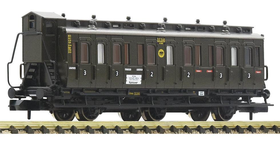 FLEISCHMANN 806504. Abteilwagen 2./3. Klasse, DRG