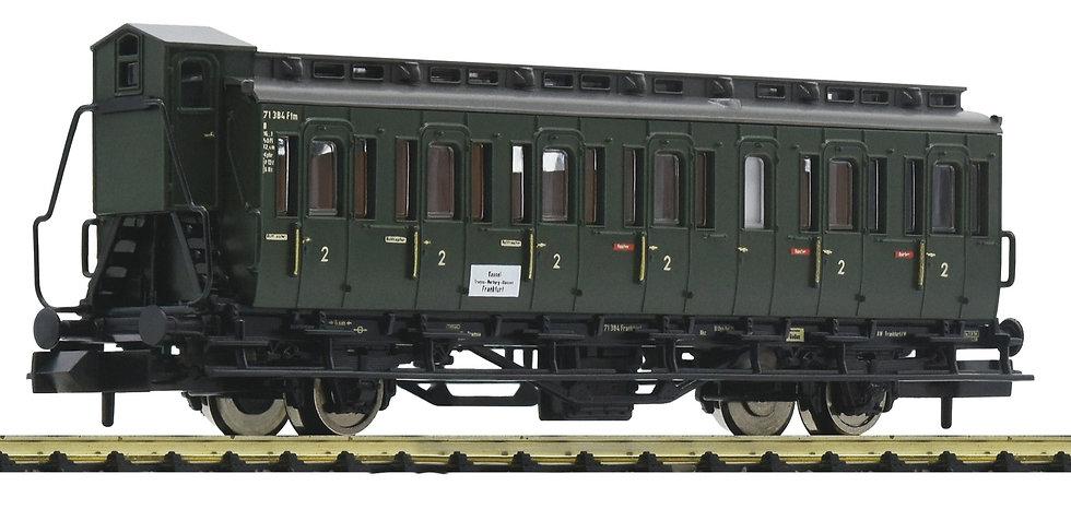 FLEISCHMANN 807101. Abteilwagen  2. Klasse, DB