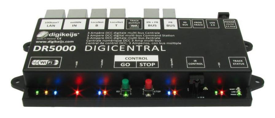 "Central Digital Digikeijs DR5000  ""Digicentral"""