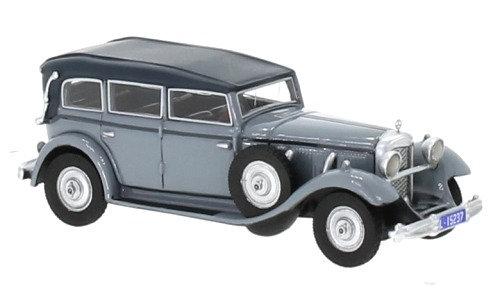 BOS 87725, Mercedes 770 (W07) Convertible, gris, RHD, 1930