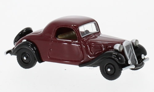 BOS 87521, Citroen Traction Avant Faux Cabriolet, 1936