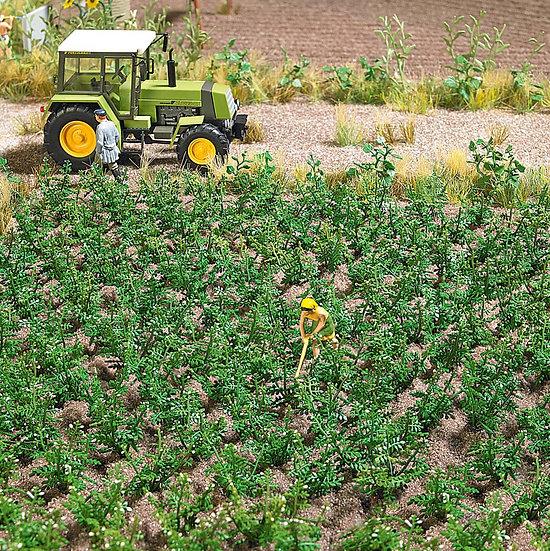 Busch 1266, Kit de 30 plantas de patata con follaje (HO)