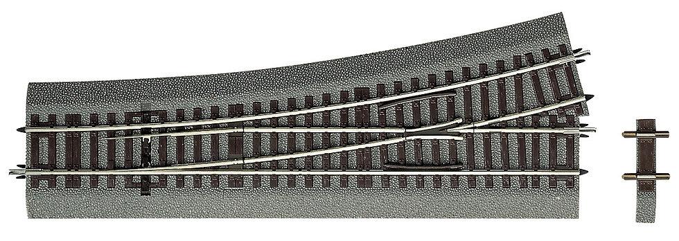 Roco 42532, Desvío izquierdo WI15