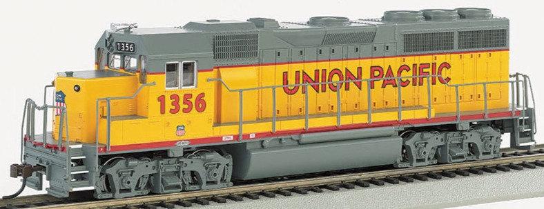 Bachmann 63534. Locomotora diésel, GP40 UNION PACIFIC