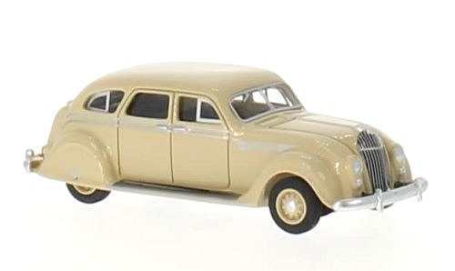 BOS 87131, Chrysler Airflow, beige, 1936