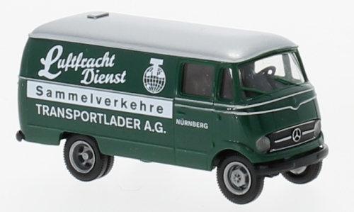 Brekina 36038, Mercedes L 319, Transportlader Nürnberg
