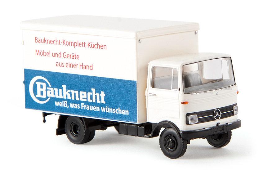 """BREKINA 48536 Mercedes Benz  LP 608, Koffer """"Bauknecht"""", Ep III - IV"""