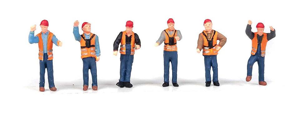 Scene Master  6065, Trabajadores ferroviarios / viales