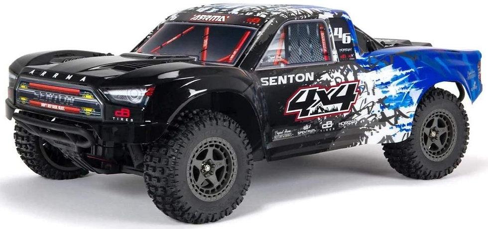 ARA4303V3T1, 1/10 SENTON 4X4 V3 3S BLX Brushless Short Course Truck RTR