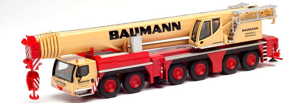 """Herpa 311786, LIEBHERR MOBILKRAN LTM 1300-6.2 """"BAUMANN"""""""