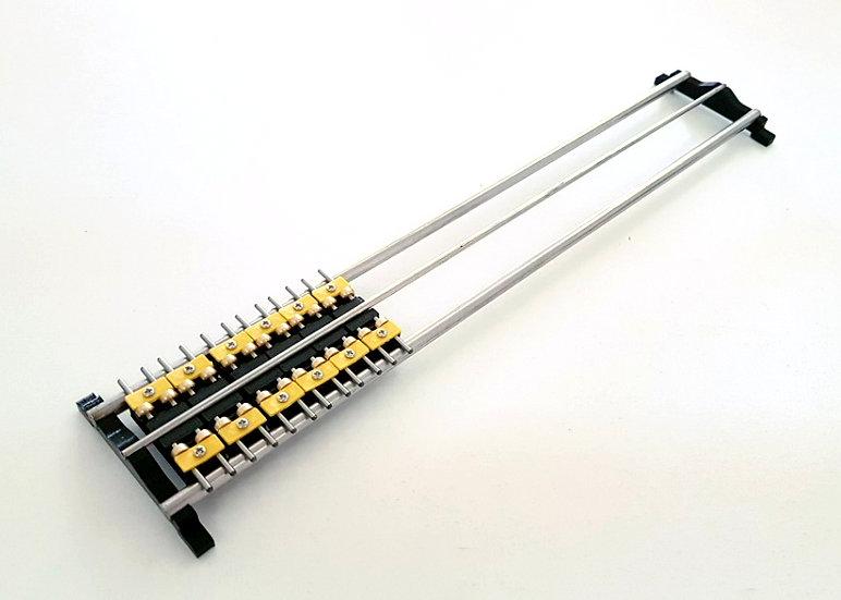 RLT9001, Banco de pruebas con 6 rodillos