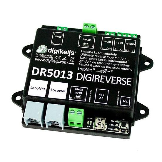 Digikeijs DR5013, Módulo Reverse Loop