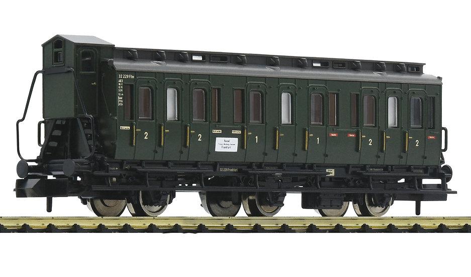 FLEISCHMANN 806501. Abteilwagen 1./2. Klasse, DB