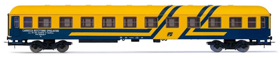Lima HL4049, Carro auxiliar para rescate ferroviario de FF italianos, época V