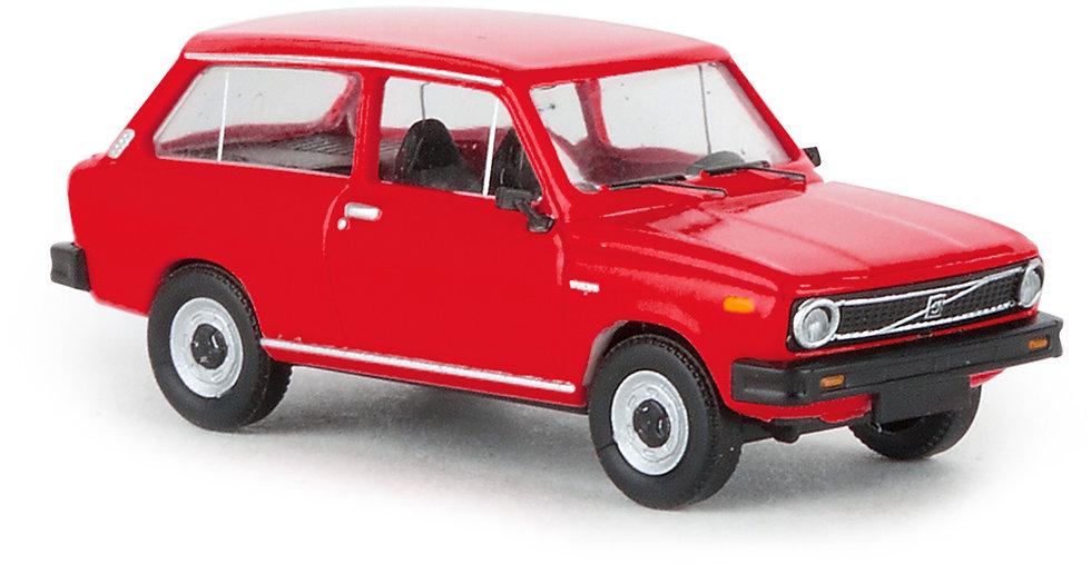 Brekina 27628,  Volvo 66 Kombi, rojo, 1975