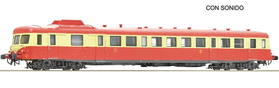Roco 73009, Automotor diésel X2800, SNCF, época IV [DCC + SONIDO]