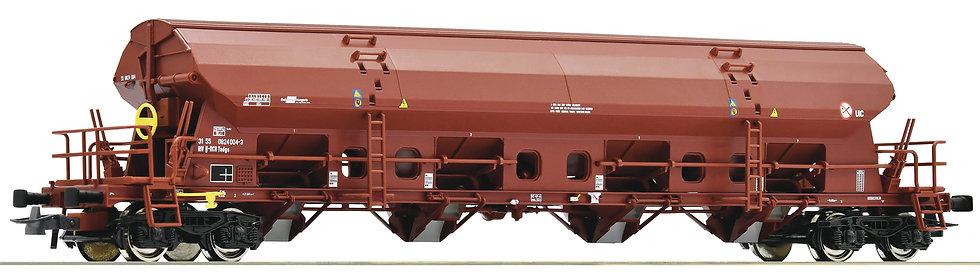 Roco 76404, Vagón de techo abatible  Rail Cargo Hungría, época VI