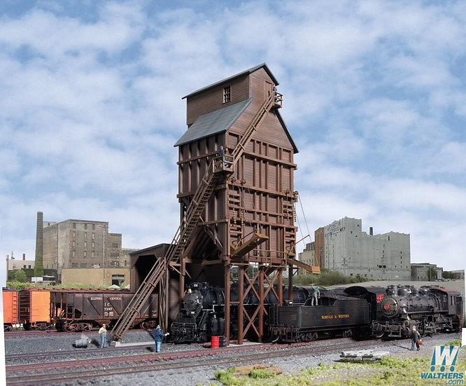 Walthers 2922, Torre de carbón para locomotoras