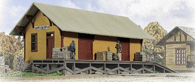 Walthers 3533, Golden Valley estación de carga