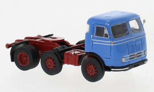 BOS 87565, Mercedes LPS 333, azul, 1960