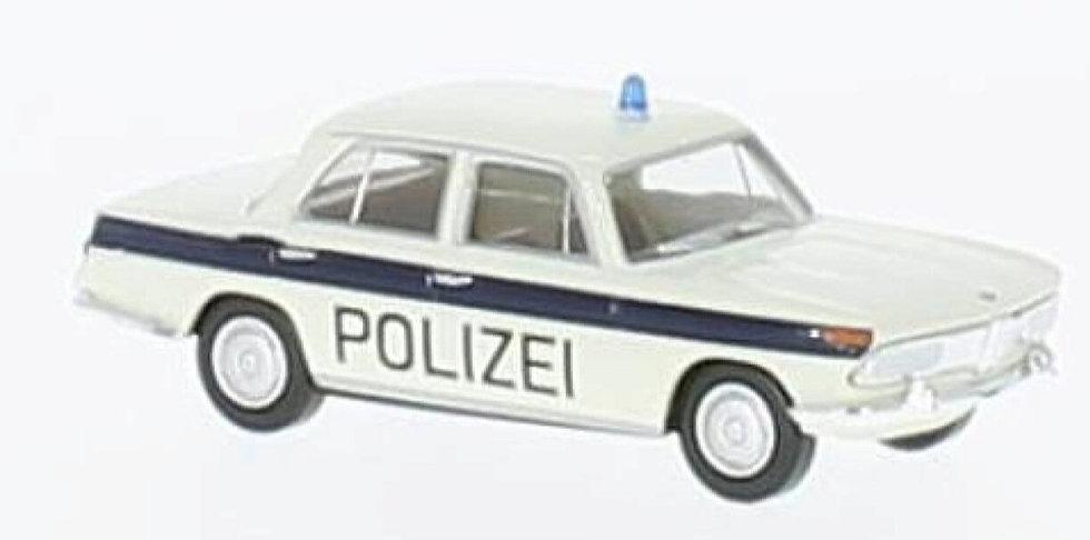Brekina 24415, BMW 2000 POLIZEI