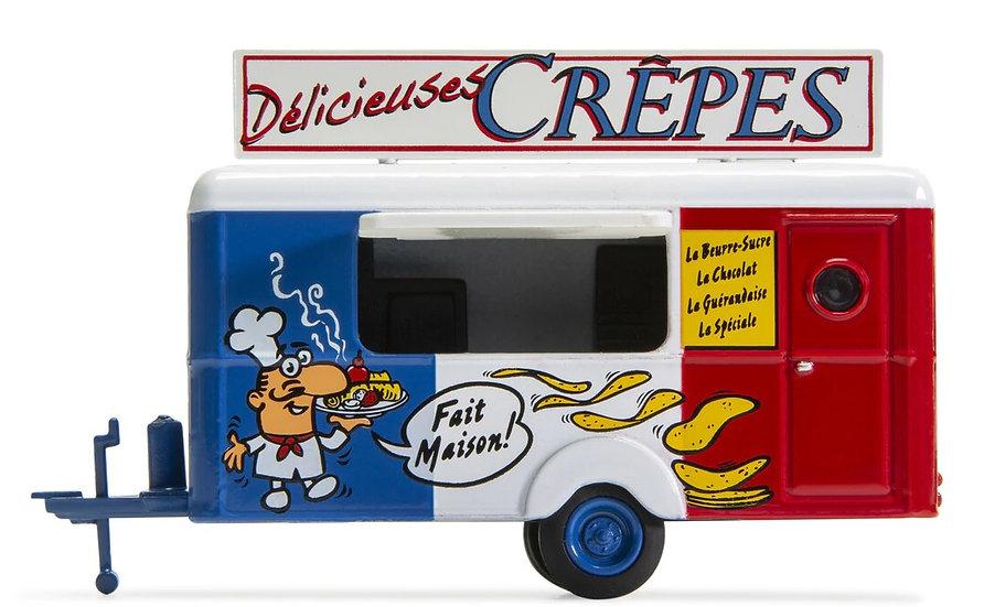 "Lima HC5000, Carro Food Truck ""Crepe"""
