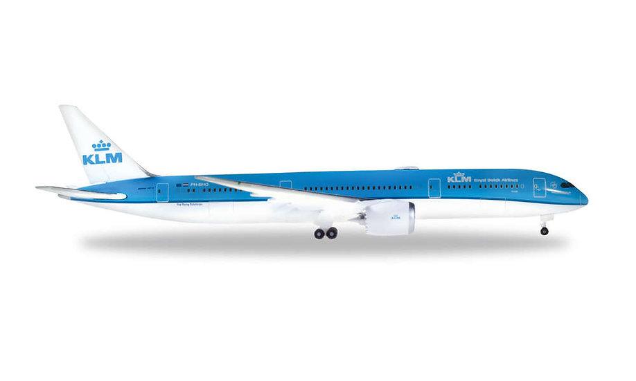 Herpa 528085-002, KLM BOEING 787-9 DREAMLINER (1:500)