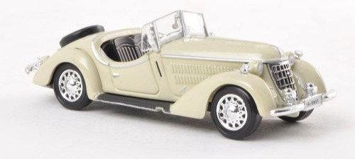 Brekina Rik38449, Wanderer W25K Roadster, beige, 1936
