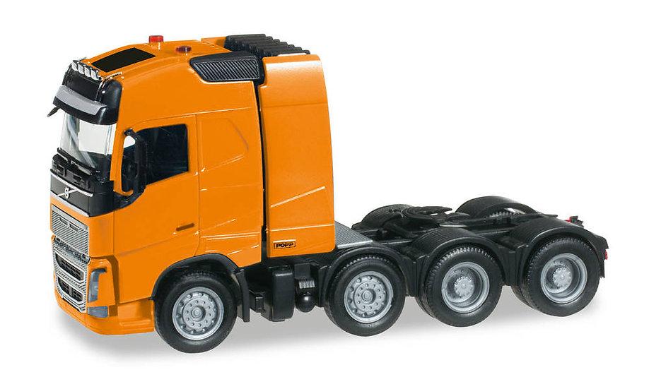 Herpa 304788, Volvo FH 16 GL. XL, color naranjo