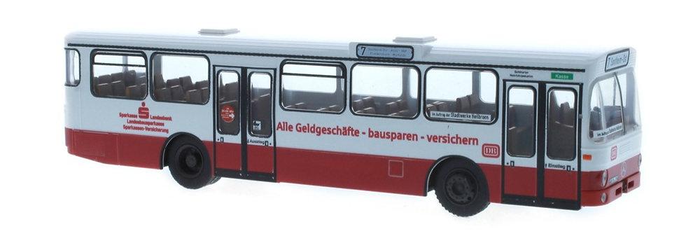 Rietze 74310, Mercedes-Benz O 305 GBB Stuttgart-Sparkasse