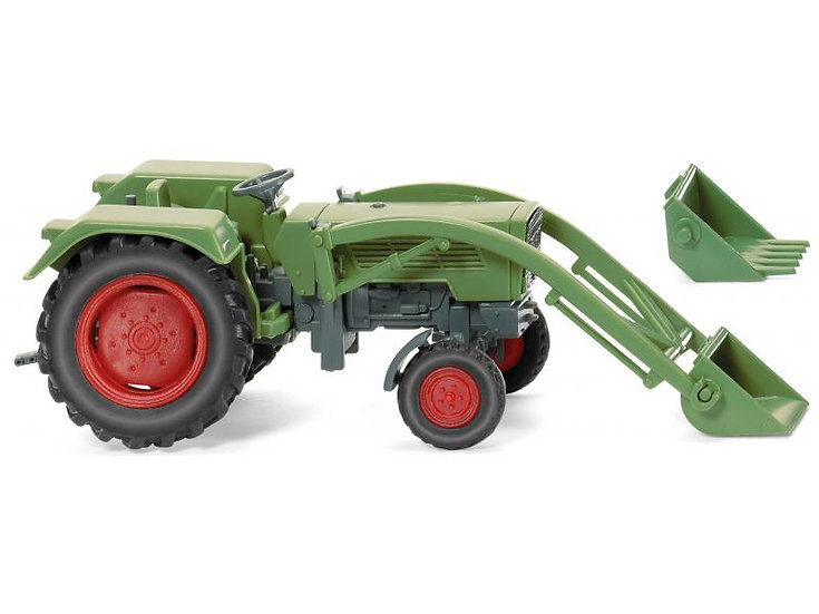 Wiking 89003, tractor Fend t 2S con pala