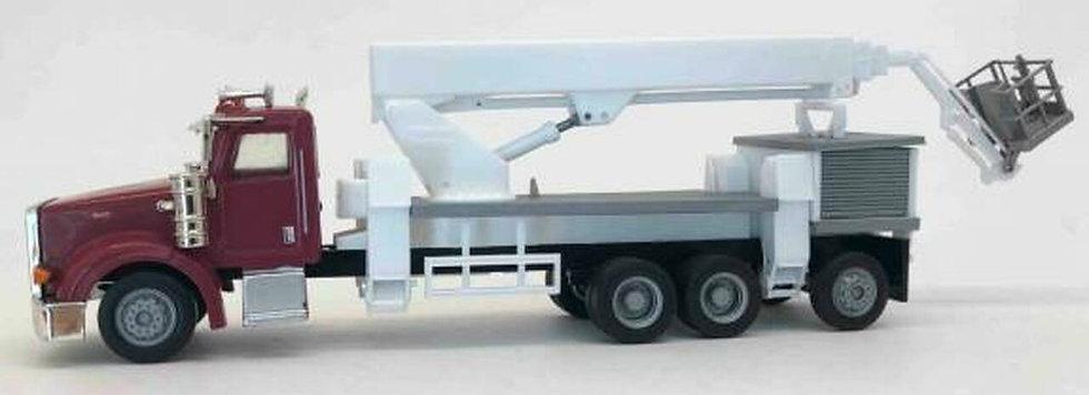 Herpa Promotex 6533, Peterbilt 367 con brazo telescópico alto y cabina