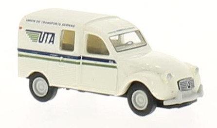 Brekina 14190, Citroen 2CV AZU, UTA
