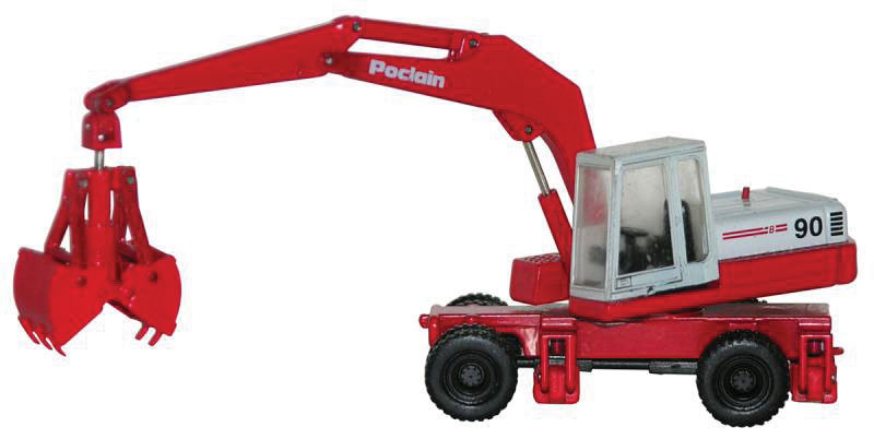 Poclain 90PB Heritage Excavator