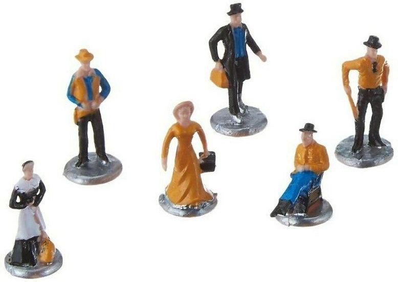 SceneScapes 42335, Figuras del lejano oste