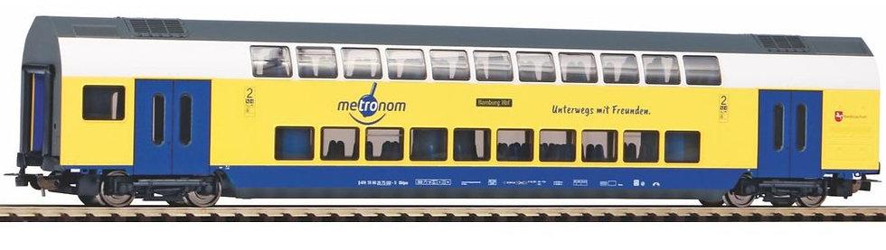 Piko 58809, Coche Doppelstockwagen  Metronom, época VI