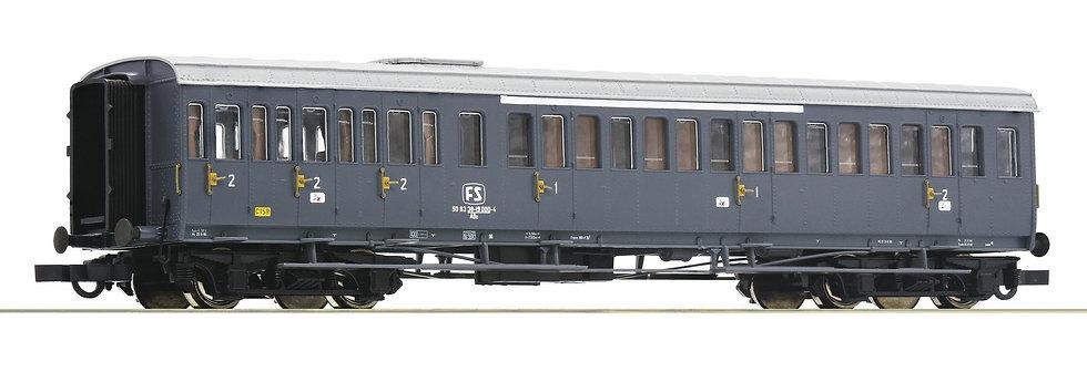 Roco 64982, Coche 1°/2° clase  italiano, FS, época IV