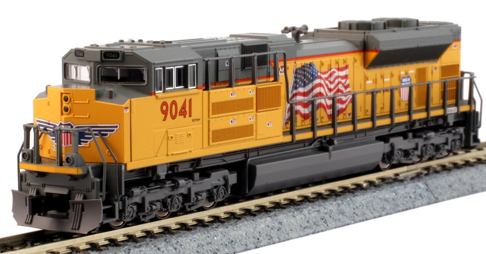 Kato 1768520DCC, EMD SD70ACE  Union Pacific DCC