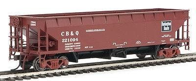 Atlas 4567, 70-Ton Ballast Hopper,  CB&Q #221094