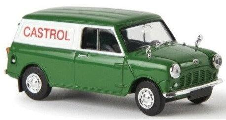 Brekina 15357, Austin Mini Van Castrol