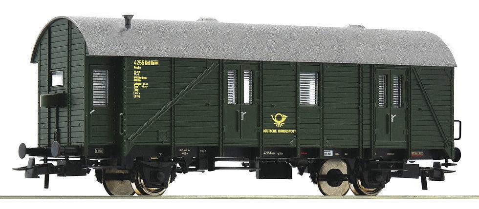 Roco 74418, vagón postal, DB, época III