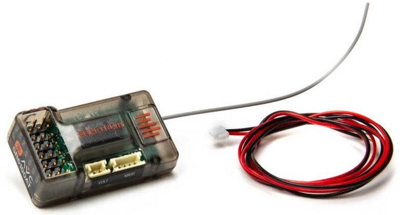 Spektrum SPMSR6100AT, Receptor de superficie de telemetría AVC de 6 canales