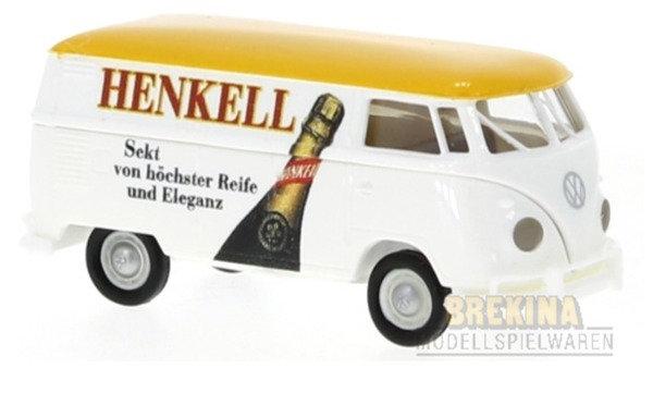 Brekina 32729, VW T1b Kasten, Henkell, 1960