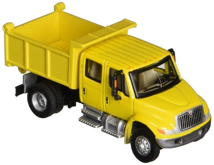 Walthers 11632, International(R) 4300 Crew Cab Dump Truck