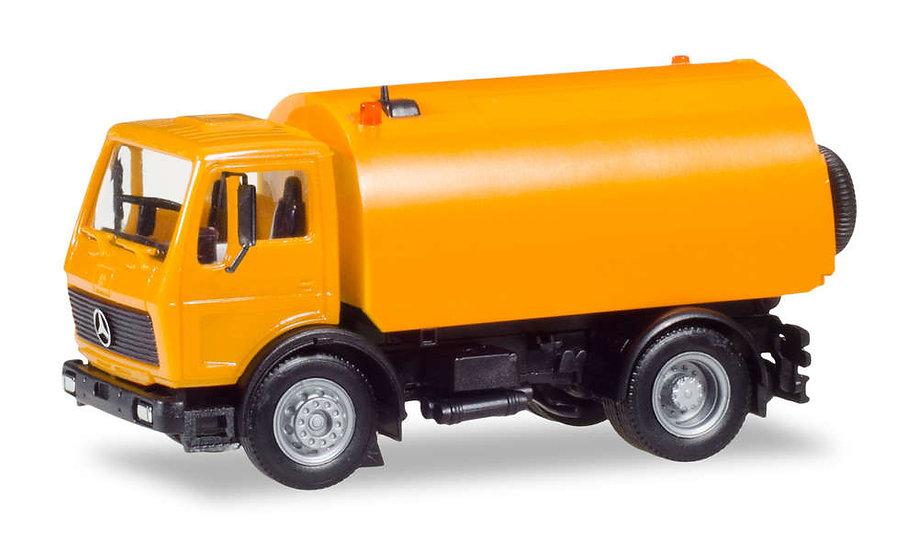 Herpa 309554, Mercedes Benz S camión comunal