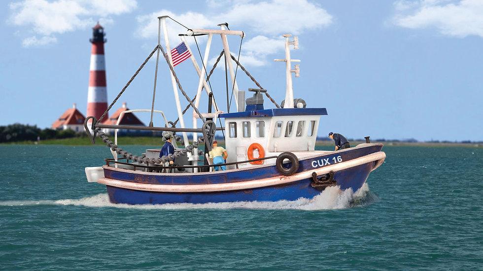 Walthers 11016, bote de pesca moderno