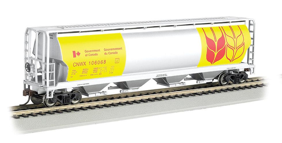 Bachmann Silver 19136, Hopper de grano, Canada