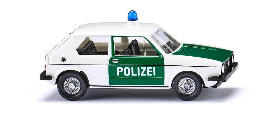 WIKING 004503, Polizei VW Golf I 1974-1977